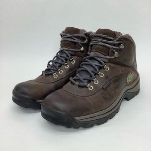 Timberland Leather Hiking Trail Boots Size 11